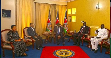 Aftermath Of Tb Joshua Visit To South Sudan Kiir, Machar Sues For Peace