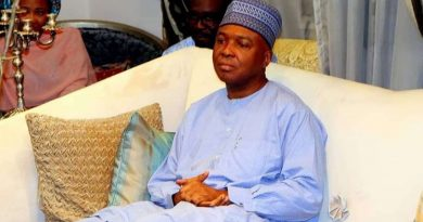 Saraki May Lose Properties To FG As Court Takes Decision