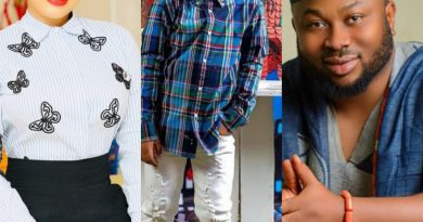'You shall not be used as a tool of envy or hate'- Tonto Dikeh's Ex-husband prays for their son as he turns 4