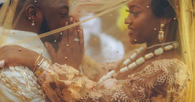 COVID-19: Singer Davido's Fiancee,Chioma Tests Positive