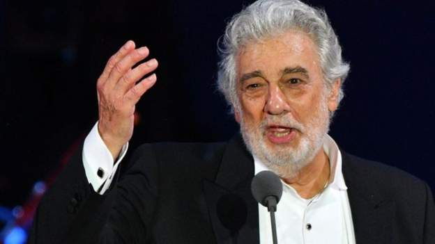 Covid-19:Plácido Domingo hospitalised