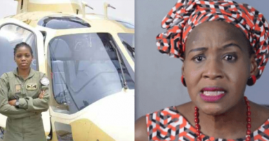 Tolu Arotile Is Not The FIRST FEMALE Nigerian Helicopter Pilot, I Got My License  Before Her – Kemi Olunloyo